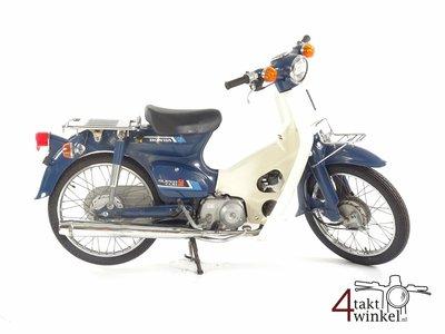 Honda C50 NT, 9516km