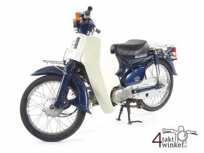 Honda C50 NT, 8763km