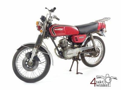Honda CB50 JX-1, Red, 9425km