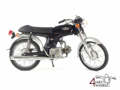 Honda CD50s Benly, 6381km