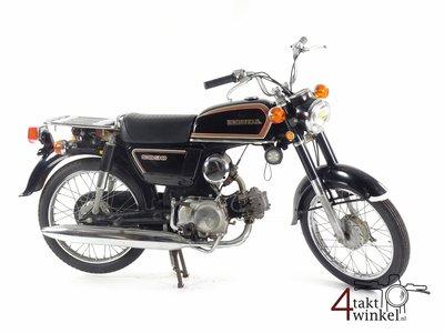Honda CD90, 3749km
