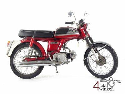 Honda CD50h, red