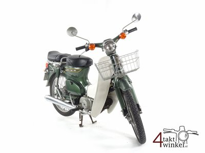 Honda C50 K1 7417km, with papers