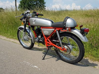 Skyteam Ace 125cc