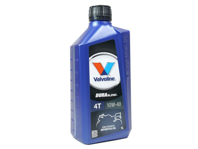Oil Valvoline 10w-40 semi-synthetic, 4-stroke, 1 litre
