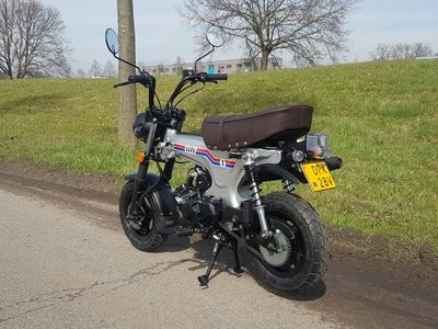 Skymax , 50cc, EFI, Limited edition, Barn