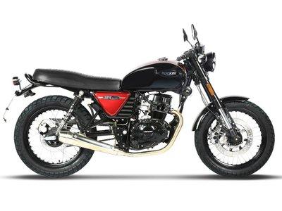 Rocket, 125cc, Euro4