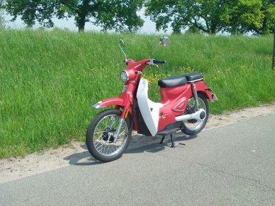 E-Cub, Zongshen,  1500w, vol elektrisch