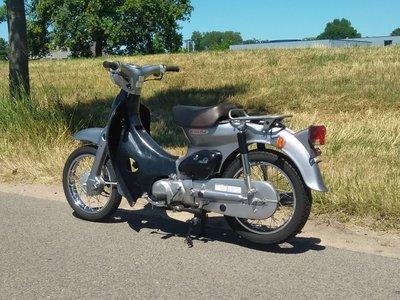 Honda Little cub, Japans, 13781 km, met Kenteken!