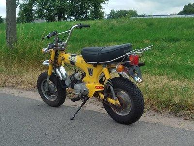 Honda ST70 Japans 7155 km